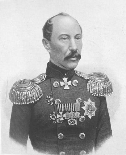 Новосильский Федор Михайлович