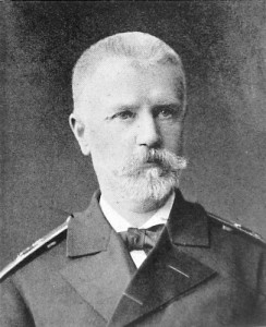 Князь Ухтомский Леонид Алексеевич