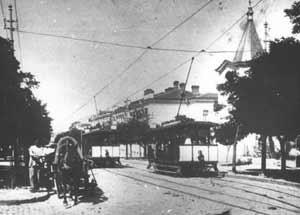 Управление севастопольского трамвая